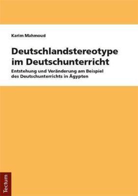 Deutschlandstereotype im Deutschunterricht, Karim Mahmoud