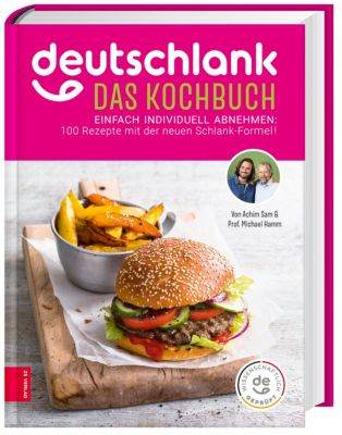 Deutschlank - Das Kochbuch, Achim Sam, Michael Hamm