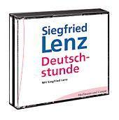 Deutschstunde, 2 MP3-CDs, Siegfried Lenz