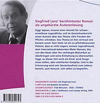Deutschstunde, 2 MP3-CDs - Produktdetailbild 1
