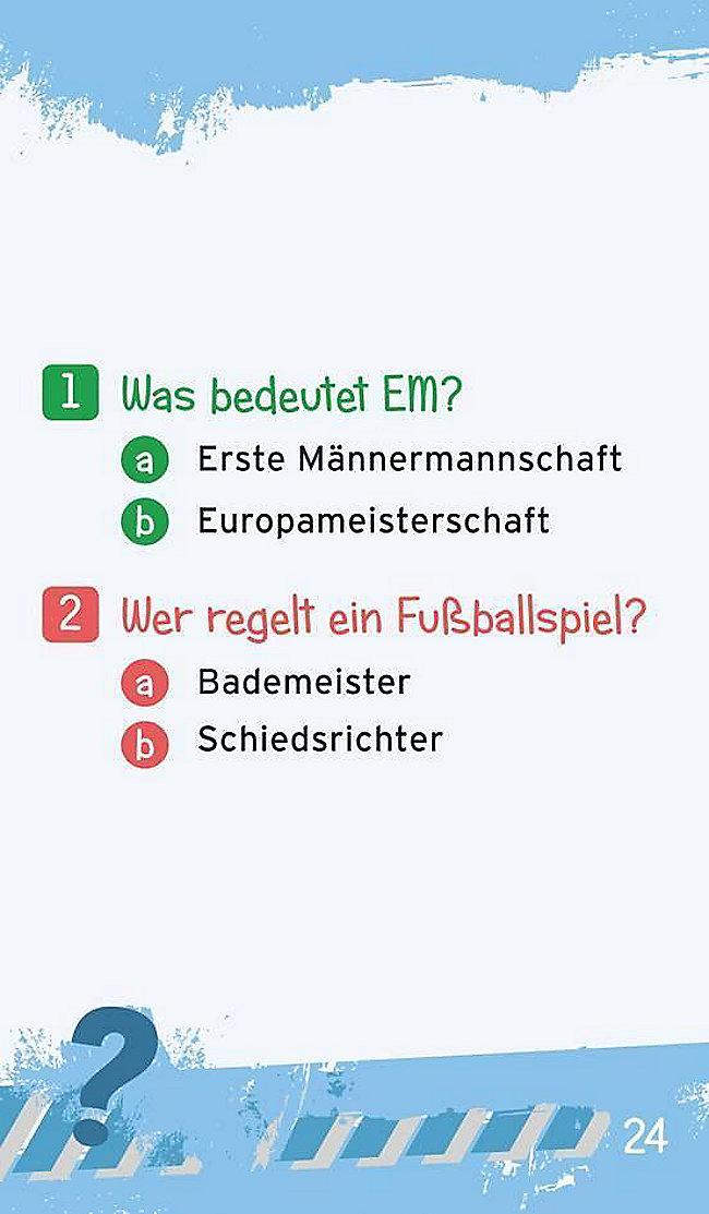 Dfb Paule Fussball Quiz Blau Buch Bei Weltbild De Online