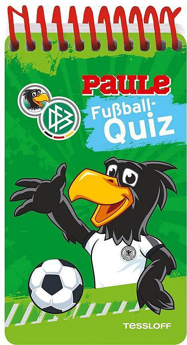 Dfb Paule Fussball Quiz Grun Buch Bei Weltbild De Online