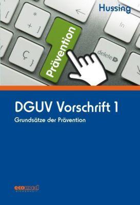DGUV Vorschrift 1, Marcus Hussing