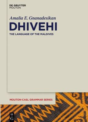 Dhivehi, Amalia E. Gnanadesikan