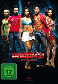 Dhoom 2 - Back in Action, Dhoom 2