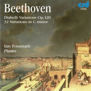 Diabelli-Variationen Op.120/32 Variationen C-Moll, Ian Fountain