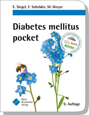Diabetes mellitus pocket, Erhard Siegel, Frank Schröder, Manfred Dreyer