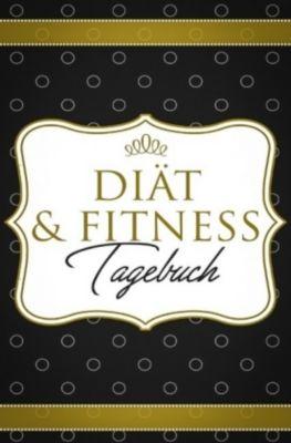 Diät & Fitness Tagebuch: Ein Abnehmtagebuch zum Ausfüllen (Essenstagebuch / Fitnesstagebuch), Mira Stein