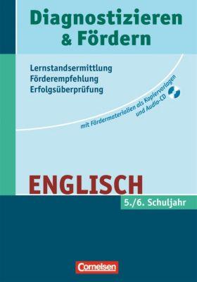 Diagnostizieren & Fördern Englisch: 5./6. Schuljahr, m. Audio-CD, Ulrich Dannenhauer, Peter Dedray, Ilse Petilliot-Becker