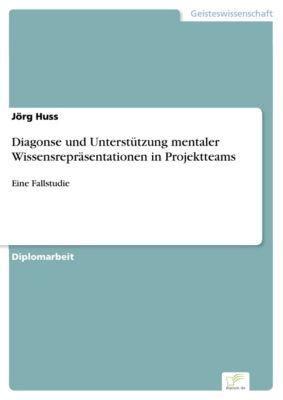 Diagonse und Unterstützung mentaler Wissensrepräsentationen in Projektteams, Jörg Huss