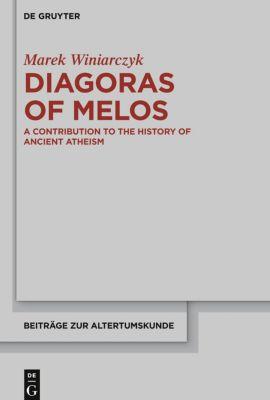 Diagoras of Melos, Marek Winiarczyk