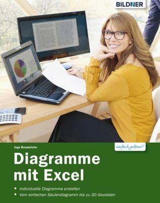 Diagramme mit Excel, Inge Baumeister