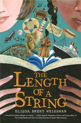 Dial Books: The Length of a String, Elissa Brent Weissman