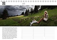 Dialen, Nymphen im Engadin (Tischkalender 2019 DIN A5 quer) - Produktdetailbild 7