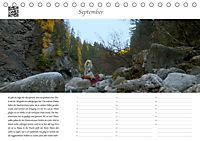 Dialen, Nymphen im Engadin (Tischkalender 2019 DIN A5 quer) - Produktdetailbild 9