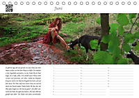 Dialen, Nymphen im Engadin (Tischkalender 2019 DIN A5 quer) - Produktdetailbild 6