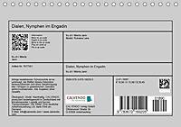 Dialen, Nymphen im Engadin (Tischkalender 2019 DIN A5 quer) - Produktdetailbild 13