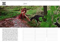 Dialen, Nymphen im Engadin (Wandkalender 2019 DIN A2 quer) - Produktdetailbild 6