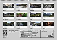 Dialen, Nymphen im Engadin (Wandkalender 2019 DIN A2 quer) - Produktdetailbild 13