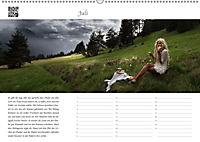 Dialen, Nymphen im Engadin (Wandkalender 2019 DIN A2 quer) - Produktdetailbild 7