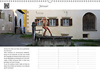 Dialen, Nymphen im Engadin (Wandkalender 2019 DIN A3 quer) - Produktdetailbild 1