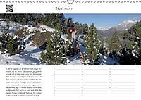 Dialen, Nymphen im Engadin (Wandkalender 2019 DIN A3 quer) - Produktdetailbild 11
