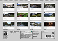 Dialen, Nymphen im Engadin (Wandkalender 2019 DIN A3 quer) - Produktdetailbild 13