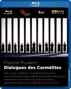 Dialog Der Karmeliterinnen, Young, Voulgaridou, Harries