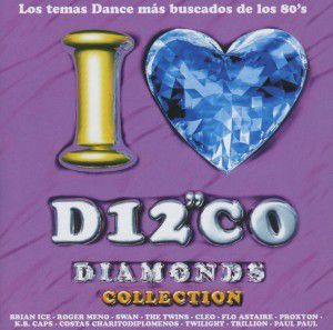 Diamond Collection Vol.13, Diverse Interpreten