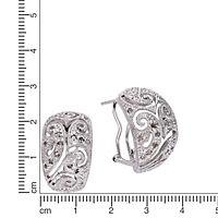 Diamonds by Ellen K. Ohrstecker 925/- Sterling Silber Diamant 0,26ct. - Produktdetailbild 1