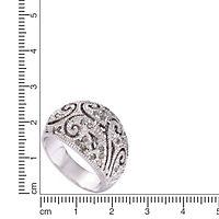 Diamonds by Ellen K. Ring 925/- Sterling Silber Diamant 0,25ct. (Größe: 056 (17,8)) - Produktdetailbild 1