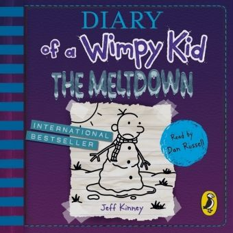 Diary of a Wimpy Kid, The Meltdown, Audio-CD, Jeff Kinney