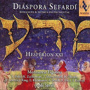 Diáspora Sefardí, Savall, Jordi Savall, M. Figueras, Hesperion Xxi, Figueras