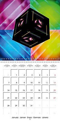 Dice games (Wall Calendar 2019 300 × 300 mm Square) - Produktdetailbild 1