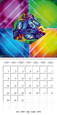 Dice games (Wall Calendar 2019 300 × 300 mm Square) - Produktdetailbild 7