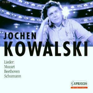 Dichterliebe/6 Lieder/5 Lieder, Jochen Kowalski