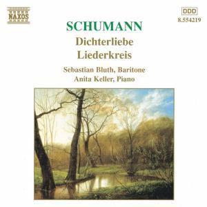 Dichterliebe/Liederkreis/+, Sebastian Bluth, Anita Keller