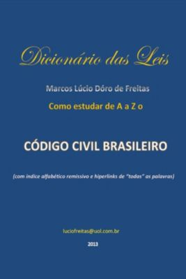 Dicionário Das Leis, Marcos Lúcio Dóro de Freitas