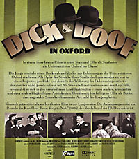 Dick & Doof: In Oxford, DVD - Produktdetailbild 1