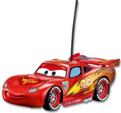 Dickie - Disney Cars 2 Lightning McQueen, RC
