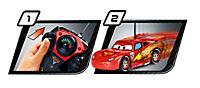 """Dickie - Disney Cars 2 """"Lightning McQueen"""", RC - Produktdetailbild 3"""
