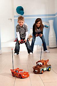 """Dickie - Disney Cars 2 """"Lightning McQueen"""", RC - Produktdetailbild 5"""