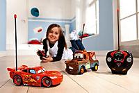 """Dickie - Disney Cars 2 """"Lightning McQueen"""", RC - Produktdetailbild 4"""