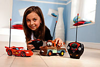 """Dickie - Disney Cars 2 """"Lightning McQueen"""", RC - Produktdetailbild 6"""