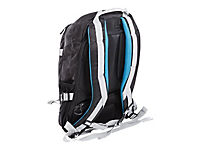 DICOTA Backpack Active 39,6cm 14-15,6Zoll black/blue - Produktdetailbild 4