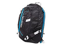 DICOTA Backpack Active 39,6cm 14-15,6Zoll black/blue - Produktdetailbild 6