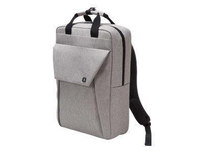 DICOTA Backpack EDGE 39,6cm 15,6Zoll light grey