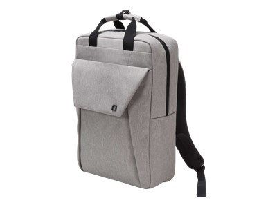 DICOTA Backpack EDGE 39,6cm 15,6Zoll light grey