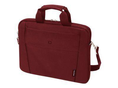DICOTA Slim Case BASE 33-35cm 13-14,1Zoll red