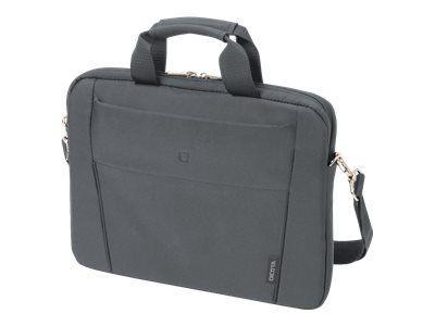DICOTA Slim Case BASE 38-39cm 15-15,6Zoll grey